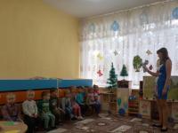 Интегрированное занятие по сенсорному развитию в группе раннего возраста №2 «Гномики» «Весёлый колобок»