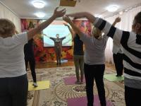 Мастер класс для педагогов «Современные фитнес-технологии в ДОУ»