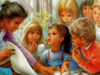 """Дистанционное обучение ТЕМА НЕДЕЛИ: """"О МНОГОМ РАССКАЖЕМ И МНОГО ПОКАЖЕМ"""" (для детей 5-6 лет)"""