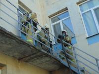 Пожарно-тактические занятия