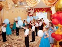 Выпускной бал в детском саду № 97