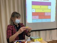 Мастер – класс для педагогов «Использование современных пособий «Блоки Дьенеша» и «Палочки Кюизенера» в играх с детьми»