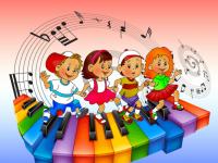 """Дистанционное обучение """"Музыка в жизни детей"""""""