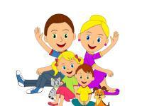 """Дистанционное обучение Младшие группы (дети 3-4лет) Тема недели: """"День, который нам заполнился больше всего"""""""